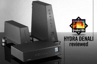 AudioStream Reviews the HYDRA DENALI