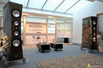 Zellaton and YS Sound Munich HIGH-END Show 2018